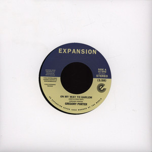 GREGORY PORTER - On My Way To Harlem / 1960 What - 7inch x 1