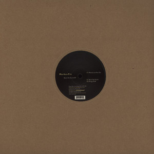 MARKUS FIX - Back On Earth EP - 12 inch x 1