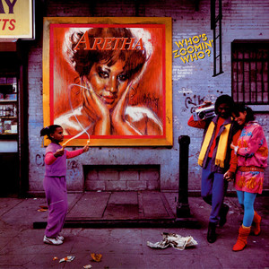 ARETHA FRANKLIN - Who's Zoomin' Who? - 33T