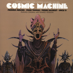 V.A. - Cosmic Machine: Spirit / Motel Show - 12 inch x 1