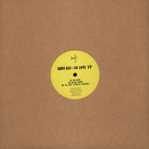 ANDY ASH - In Love EP - 12 inch x 1