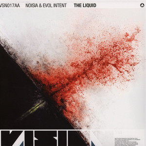 NOISIA & CALYX & TEEBEE / NOISIA & EVOL INTENT - Hyenas / The Liquid - 12'' 1枚