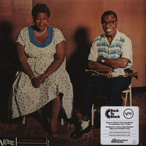 ELLA FITZGERALD & LOUIS ARMSTRONG - Ella And Louis Back To Black Edition - 33T