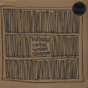 KID KOALA - Carpal Tunnel Syndrome - 33T x 2