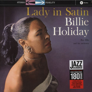 BILLIE HOLIDAY - Lady In Satin - LP