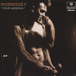 MORRISSEY - Your Arsenal (Definitive Master) - 33T