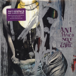 ANI DIFRANCO - Not A Pretty Girl - LP x 2