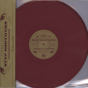 STEP BROTHERS (ALCHEMIST & EVIDENCE OF DILATED PEO - Lord Steppington Instrumentals - 33T x 2