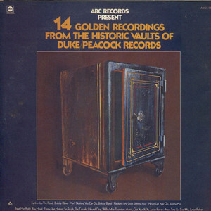 V.A. - 14 Golden Recordings From The Historic Vaults Of Duke/Peacock Records - LP