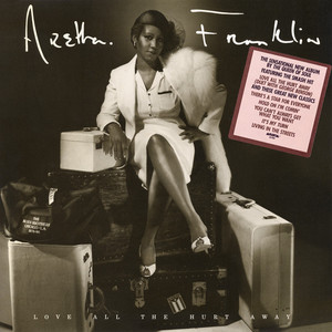 ARETHA FRANKLIN - Love All The Hurt Away - LP