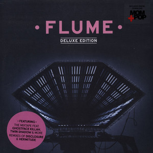 FLUME - Flume Deluxe Edition - LP x 2