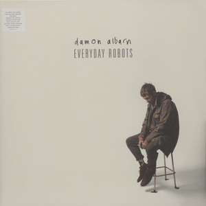 DAMON ALBARN - Everyday Robots - 33T x 2