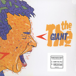 THE THE - Giant - Maxi x 1