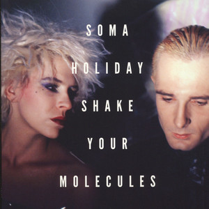 SOMA HOLIDAY - Shake Your Molecules - 12 inch x 1