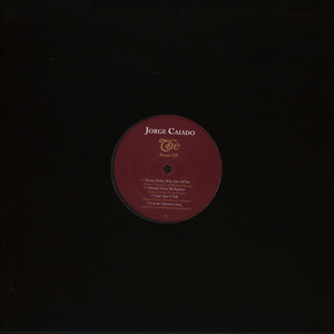 JORGE CAIADO - The Remix EP - 12 inch x 1