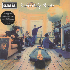 OASIS - Definitely Maybe - 33T x 2