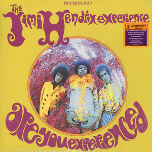 Jimi Hendrix Experience, The Are You Experienced