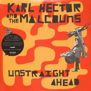 KARL HECTOR & THE MALCOUNS - Unstraight Ahead - 33T x 2