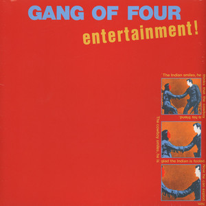GANG OF FOUR - Entertainment - 33T