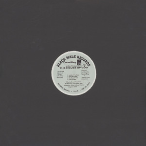 ROMANTHONY - The House Of God Feat. The Trojan Horse - 12 inch x 1