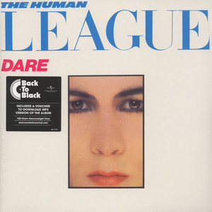 human league, the dare! back to black edition