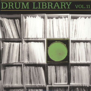 DJ PAUL NICE - Drum Library Volume 11 - 33T
