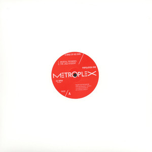 POPULATION ONE (TERRENCE DIXON) - A Mind Of His Own - 12 inch x 1