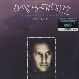 JOHN BARRY - OST Dances With Wolves - 33T x 2