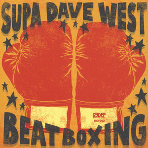 SUPA DAVE WEST - Beat Boxing - CD