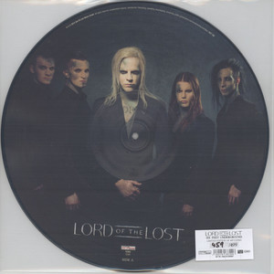 LORD OF THE LOST - Six Feet Underground - Maxi x 1