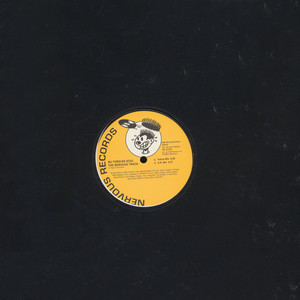 NU YORICAN SOUL - The Nervous Track - 12 inch x 1