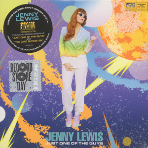 JENNY LEWIS - Pax-Am Sessions - 7inch x 1
