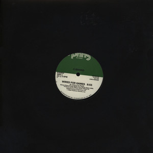 C-BRAND / JOE SIMON - Wired For Games / Love Vibration - 12 inch x 1