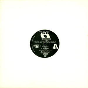 TROY BROWN - New Dimensions EP - 12 inch x 1