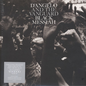 D'ANGELO & THE VANGUARD - Black Messiah - 33T x 2