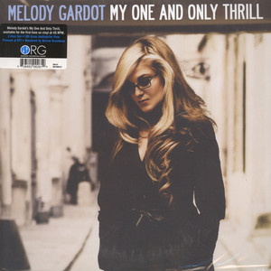 MELODY GARDOT - My One And Only Thrill - 33T x 2