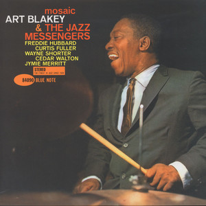 ART BLAKEY & THE JAZZ MESSENGERS - Mosaic - 33T