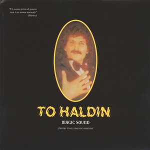 MAGIC SOUND - To Haldin - 12 inch x 1