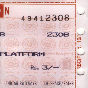 JOE SPACE / BAINS - Indian Railways - 45T x 1
