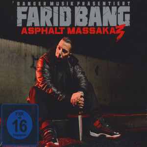 FARID BANG - Asphalt Masska 3 - DVD + CD