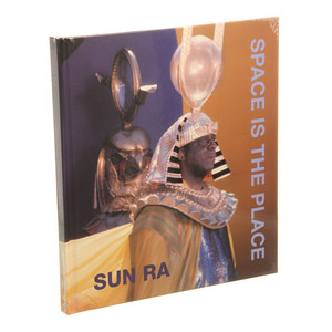 SUN RA - Space Is The Place Limited Edition - DVD + CD