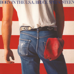 BRUCE SPRINGSTEEN - Born in the U.S.A. - LP
