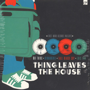 V.A. - Thing Leaves The House - 7inch x 2
