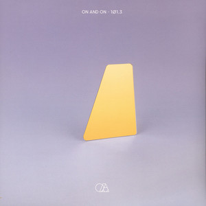 ON AND ON PRESENTS - 1Ø1.3 EP - Maxi x 1