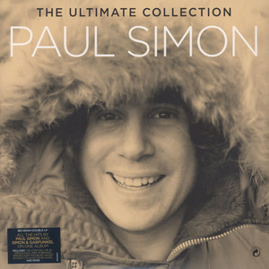 PAUL SIMON - The Ultimate Collection - 33T x 2