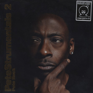 PETE ROCK - Petestrumentals 2 - LP x 2