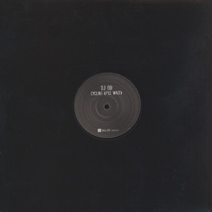 DJ QU - Cycling (I'll Wait) - 12 inch x 1