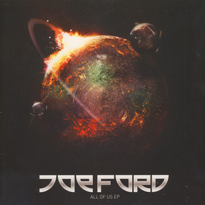 JOE FORD - All Of Us EP - 12'' 1枚