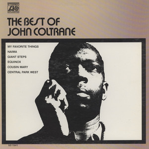 JOHN COLTRANE - The Best Of John Coltrane - 33T