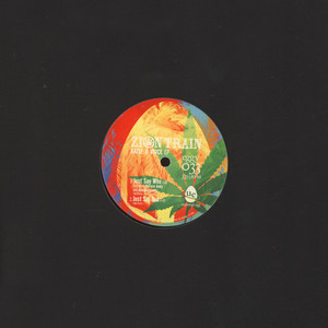 ZION TRAIN - Just Say Who EP - 10 inch